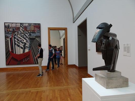 Urlaub in Ottawa: Besuch in der Nationalgalerie.