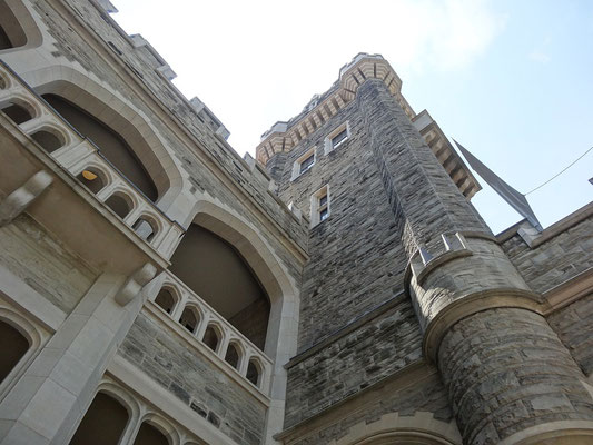 Casa Loma in Toronto: Film-Location und Besuchermagnet.