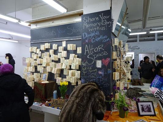 An Honest Farewell in Toronto: Hier teilen Anwohner ihre Erinnerungen rund um das Kaufhaus.
