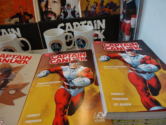 Und darum geht es bei der Niagara Falls Comicon: Comics.