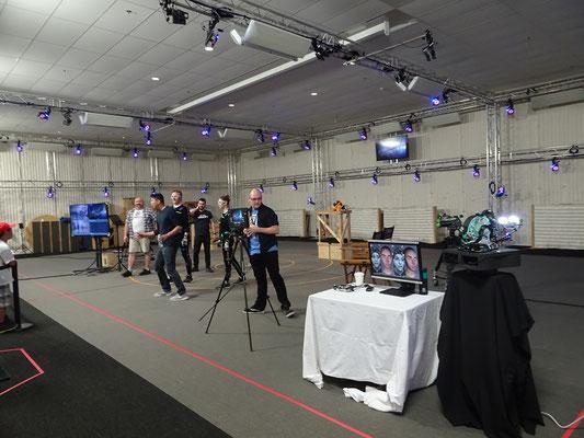 Doors Open Toronto 2018: Vorführung bei Unisoft Toronto.