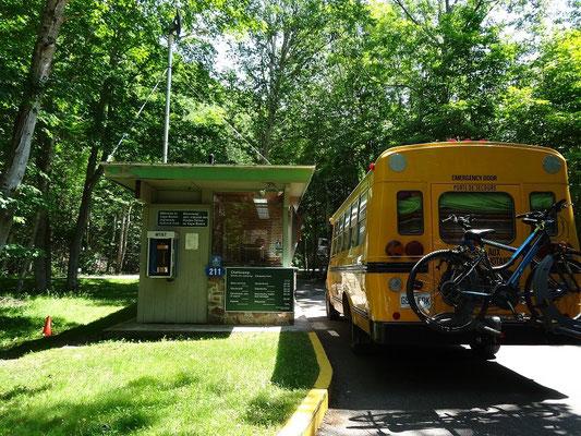 Der Cape Breton Highlands National Park bietet auch mehrere schöne Campsites, die im Sommer hoch gefragt sind.
