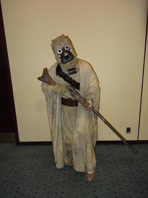 Toronto Comicon 2016: Ein weiteres Kostüm, das von Star Wars inspiriert wurde.