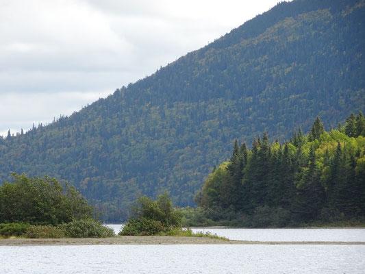 Urlaub in New Brunswick: Wasser, Wald und Berge im Mount Carleton Provincial Park.