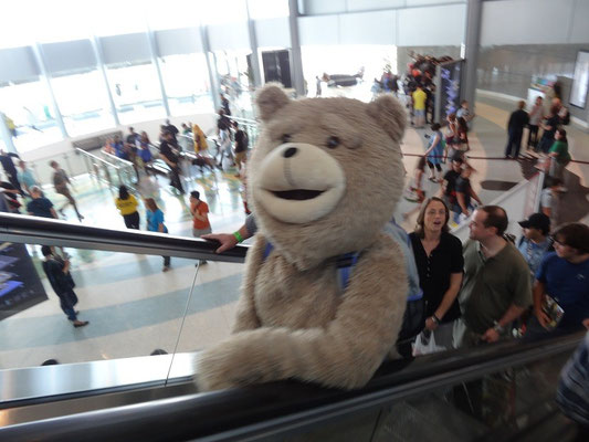 FanExpo 2015 in Toronto: Have you met Ted?