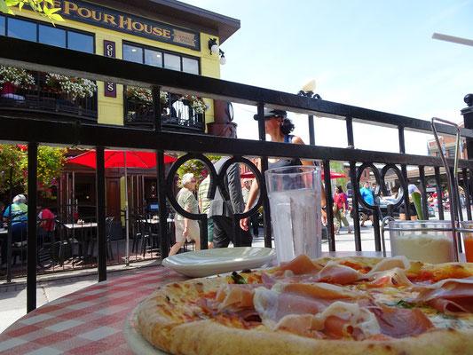 Urlaub in Ottawa: Zeit für etwas italienische Kost auf dem ByWard Market.