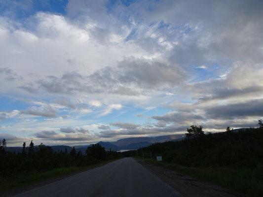 Gros Morne Nationalpark: Fahrt Richtung Bonne Bay.