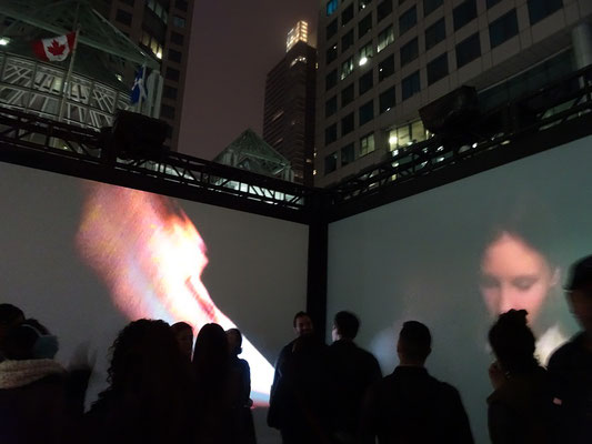 """Nuit Blanche 2016 in Toronto: """"Meet me in the Glass House."""""""