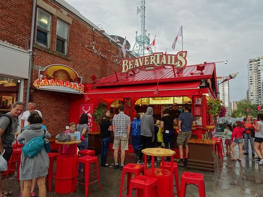 Urlaub in Ottawa: Beaver Tails sind eine süsse Leckerei.