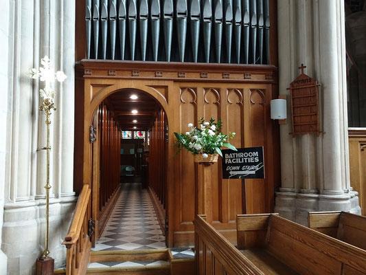 Urlaub in Neufundland: Noch ein Foto aus der St. John's Cathedral.