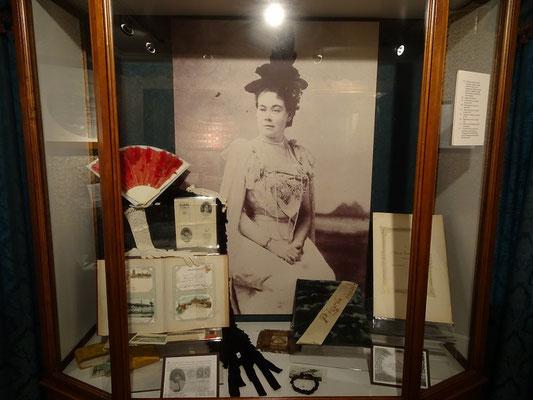 """Urlaub in Neufundland: Das Heimatmuseum von Twillingate erinnert auch an die """"Nightingale of the North""""."""