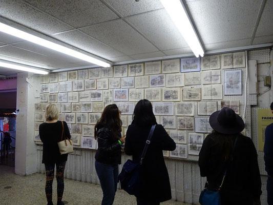 An Honest Farewell in Toronto: Verblassende Erinnerungen im Kunst-Labyrinth.