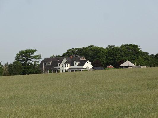 Eine Farm auf Prince Edward Island.