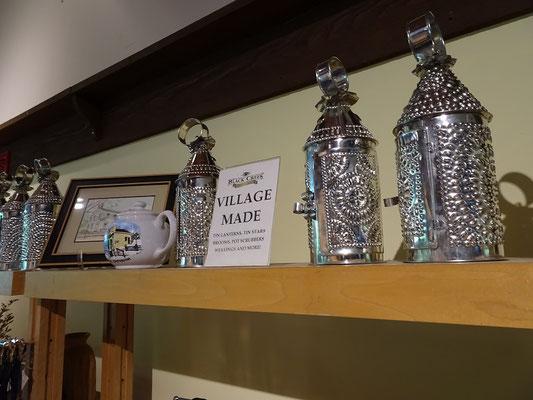 Black Creek Pioneer Village in Toronto: Einige der Produkte im Souvenir-Laden wurden sogar in den Werkstätten im Dorf hergestellt.