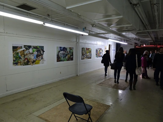 An Honest Farewell in Toronto: Weitere Bilder in der Art Maze.