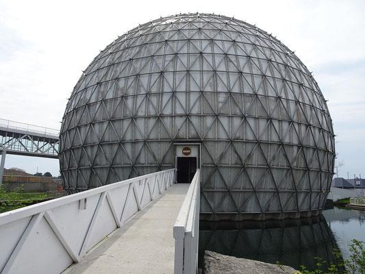 Das Cinesphere Toronto im Ontario Place gilt als das erste IMAX-Kino.