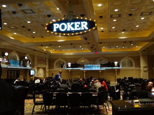 Niagara Falls: Im Casino wird auch gepokert.