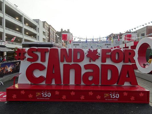 Urlaub in Ottawa: Der 150. Geburtstag Kanadas ist dieses Jahr überall präsent.