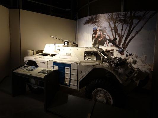 Kriegsmuseum in Ottawa: Kanada nimmt seit langem an UN-Einsätzen in aller Welt teil.