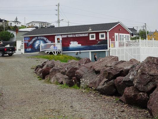 Urlaub in Neufundland: Twillingate ist Ausgangspunkt für Bootstouren auf der Suche nach Walen und Eisbergen.