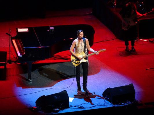 Sommer voller Musik: Kanadas Sarah McLachlan beim Jazz-Festival in Toronto.