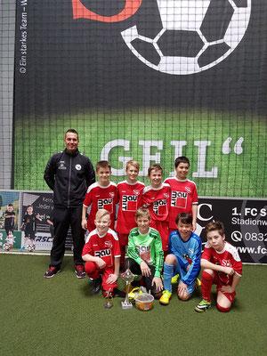1.FC Sonthofen E2-Junioren