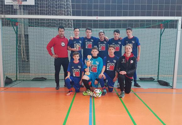 C-Junioren 1.FC Sonthofen
