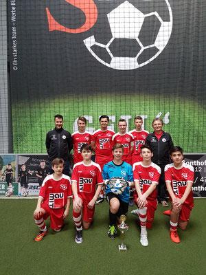 1.FC Sonthofen C-Junioren