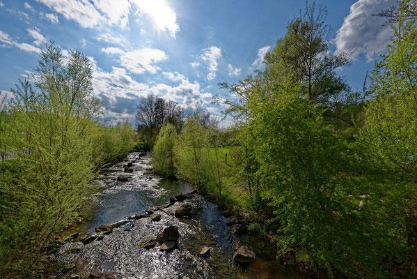 2021: Mettertal bei Bietigheim im Frühjahr