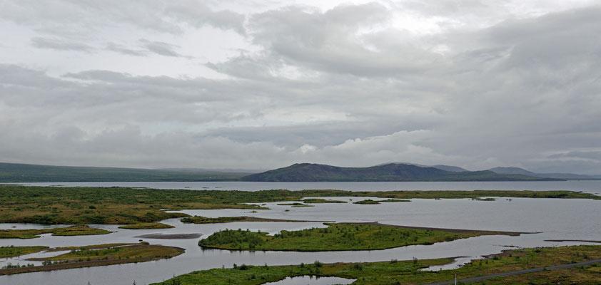 2015: Isländische Seenplatte