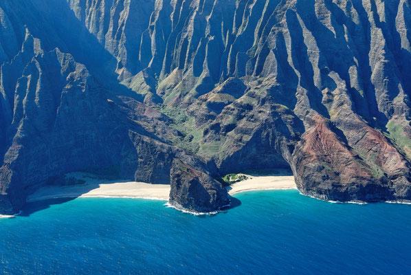 2011: Napali Küste auf Hawaii