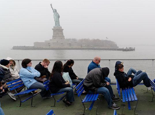 2007: New York - Der Traum von der Traumreise ist vorbei...