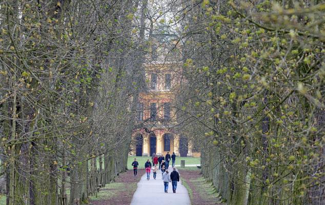 2015: Frühling im Favorite Park Ludwigsburg