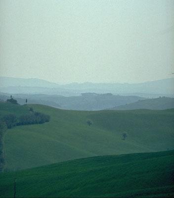 2007: Toscana
