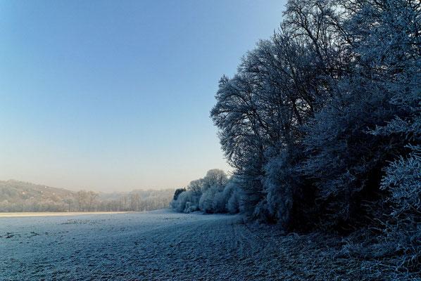 2010: Winterlandschaft im Murrtal