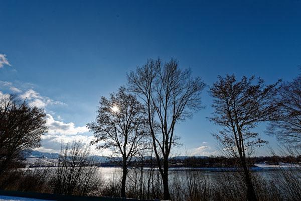 2021: Winterstimmung am Breitenauer See