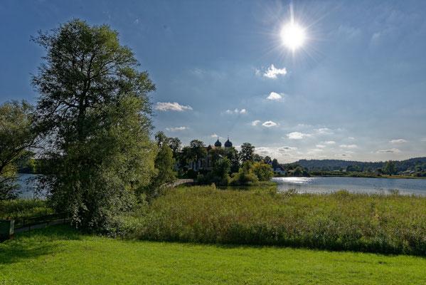 2021: Kloster Seeon am Klostersee, Bayern