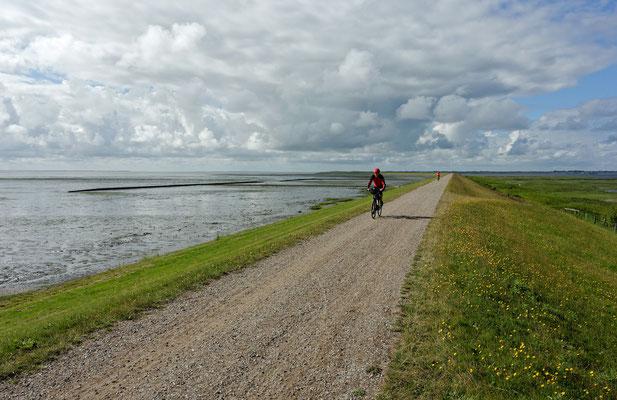 2016: Radtour an der Nordsee