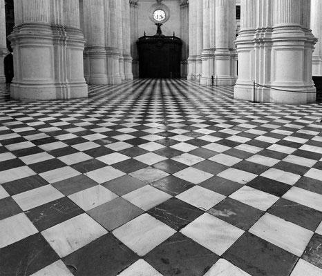 2011: die Kathedrale von Granada