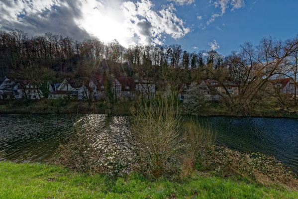 2021: Neckarrems an der Rems im Frühjahr