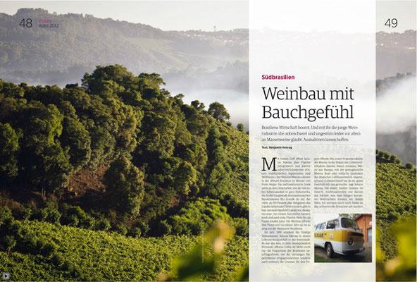 Vinum - Wein in Brasilien