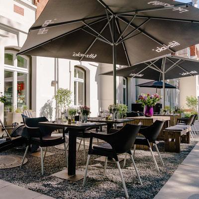 Restaurant Köpcke in Hamburg-Eppendorf fotografiert von Bernd Euler