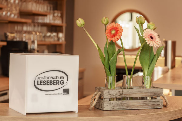 Interior-Aufnahme der Tanzschule Leseberg in Pinnberg fotografiert von Bernd Euler