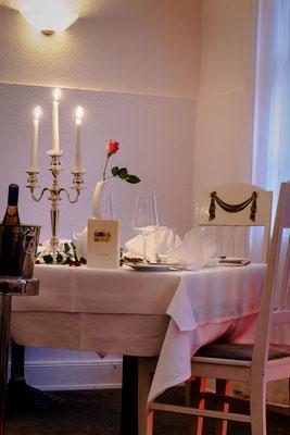 Restaurant Witthüs in Hamburg-Blankenese fotografiert von Bernd Euler