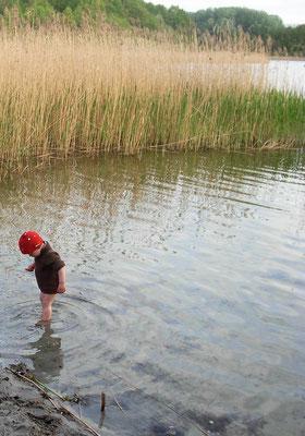 Urlaub in der Uckermark im Mai 2014