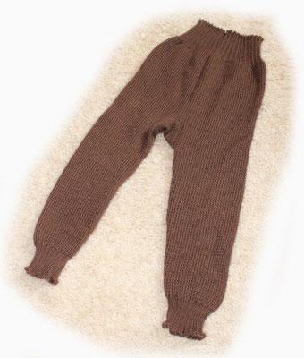 """Wollhose als warme Schicht z.B. unter der Regenhose> mehr Infos unter """"Werkstücke"""""""