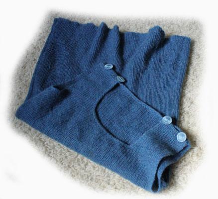 Wämschen aus Wolle, 1 -2 Farben; für Babys und Kinder 40 €