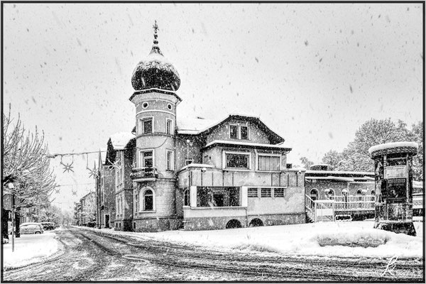 Bregenz - 2021.01.14 Gasthaus Falken kurz vor dem Abriss