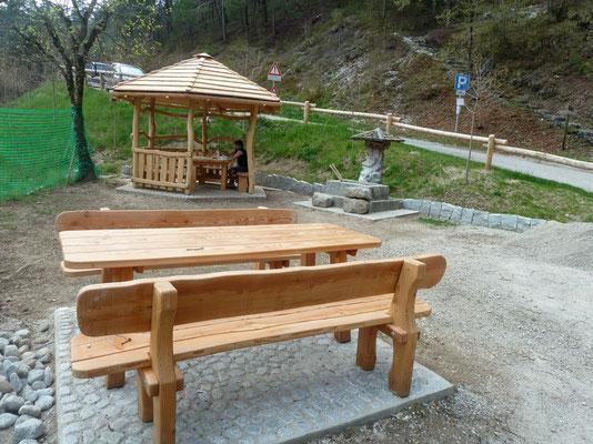 Klettergarten, Croz de le Niere