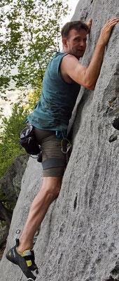 Daniel Fritschi in Arco